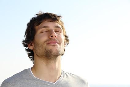 נשימה איטית שומרת על הבריאות