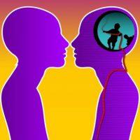 inside your mind illustration